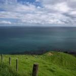 Paysage de la péninsule de Coromandel