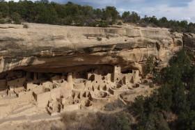 Cliff Palace – Mesa Verde National Park – Colorado